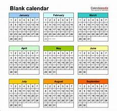 Free Blank Printable Calendars Blank Calendar Wonderfully Printable 2019 Templates