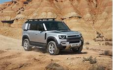 Jaguar Land Rover Defender 2020 by Comparison Land Rover Defender X 2020 Vs Jaguar F