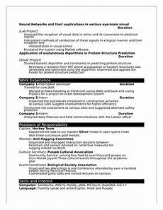 Resume Formats For Freshers Resume Formats For 2020 32 Free Resume Templates For