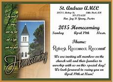 Church Homecoming Theme Ideas Scripture For Homecoming Program For A Baptist Church