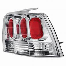 Ford Mustang Euro Lights Lumen 174 Ford Mustang 2000 Chrome Red Euro Lights