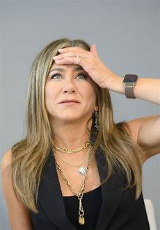 jennifer aniston at the morning show press conference in