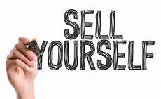 Self Marketing Sell Yourself The Art Of Self Marketing The Career