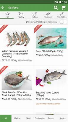 Fresh Home Fresh To Home Fresh Fish For Android Apk