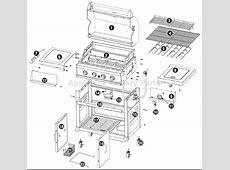 Uniflame NSG3902D BBQ Parts
