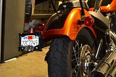 Harley Softail Light Diy Rear Chopped Fender Light For Softail Slim