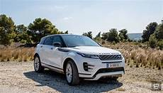 2019 land rover lineup land rover s evoque hides road tech a luxury suv