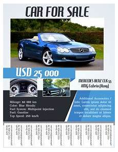 Car Sale Flyer Customize 610 Cars Poster Templates Postermywall