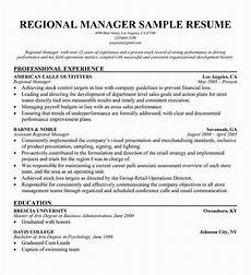 Regional Sales Director Job Description Store Manager Job Description Resume Lovely Regional