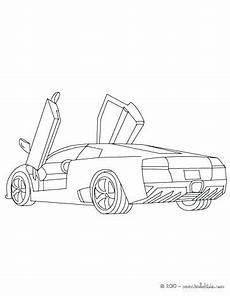 Car Coloring Sheets Yang Bagus Lambo Coloring Pages At Getdrawings Free