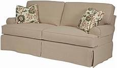 Sofa Slipcovers With 2 Cushions 3d Image by Decor Stylish T Cushion Sofa Slipcover For Living Room