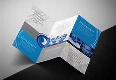 Photoshop Brochure Templates Free Multipurpose Trifold Brochure Template For Photoshop