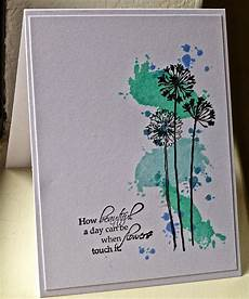 Water Color Cards Inspiration Watercolor Or Ink Splatter Background To