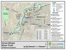 Butler Freeport Trail Mileage Chart Great Miami River Trail Metroparks Of Butler County