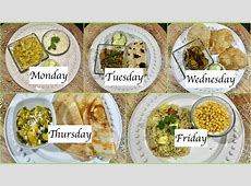 Monday To Friday Indian Summer Dinner Recipes   Quick