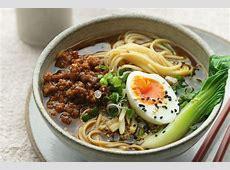 Jamie Oliver's spicy miso pork ramen   Recipes   delicious