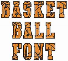 Basketball Font Basketball Font By Embroidery Patterns Home Format Fonts