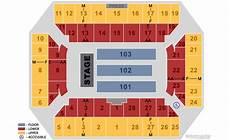 Forum Melbourne Seating Chart Floyd L Maines Veterans Memorial Arena Binghamton