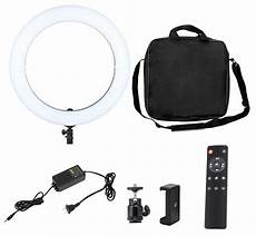 Ring Light Remote 18 Quot Led Ring Light With Remote Control Supplier In China