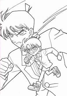 Ausmalbilder Zum Ausdrucken Kostenlos Detective Conan Conan Coloring Book015 Jpg 1415 215 2025 Ausmalbilder