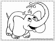 Elephant Printable Elephant Coloring Pages Printable Free Printable Kids