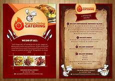 Catering Flyers Design Bold Colorful Catering Flyer Design For A Company By Sd