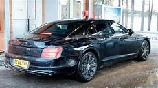 2020 bentley flying spur 2020 bentley flying spur spied fully exposed in 40 photos