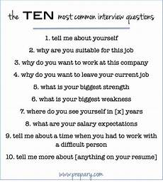 Interview Questions For Ceo Position How To Answer The Most Common Interview Questions Most