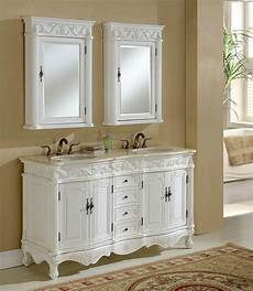 chelsea home villa 60 inch vanity with medicine cabinet