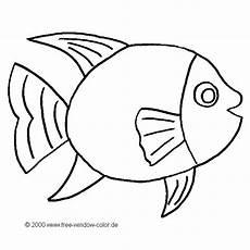 ausmalbilder fisch kostenlos malvorlagen zum ausdrucken