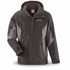 3 in 1 mens coats columbia s eager air interchange 3 in 1 jacket