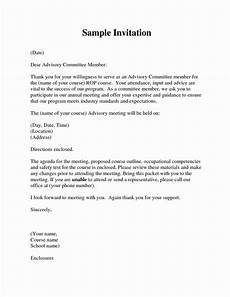 Sample Letter Requesting A Meeting 9 Official Meeting Letter Examples Pdf Examples