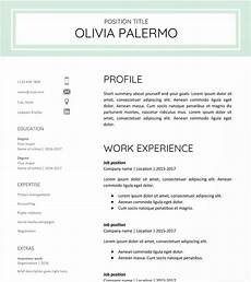 Resume In Doc 30 Google Docs Resume Templates Downloadable Pdfs
