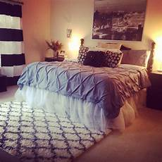 tulle bed skirt easy make with images bedroom