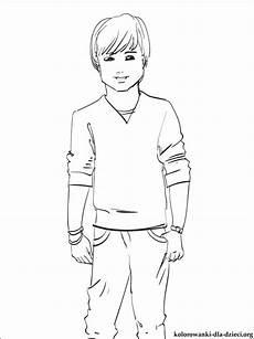 desenho de pessoas rysunek greyson chance do kolorowania kolorowanki dla dzieci