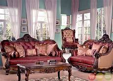 Luxury Sofa Sets For Living Room 3d Image traditional luxury leather formal living room sofa set hd 3311