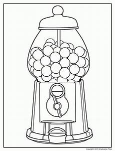Printable Coloring Pages For Seniors Coloring Pages Lollipop Coloring Home