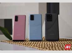Phone Comparisons: Samsung Galaxy S20 vs S20  vs S20 Ultra
