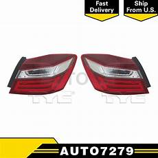 2016 Honda Accord Light Assembly Tyc Left Right 2pcs Light Assembly For Honda Accord