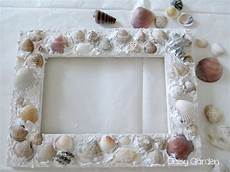 realizzare una cornice creativo fai da te diy shabby chic home decor