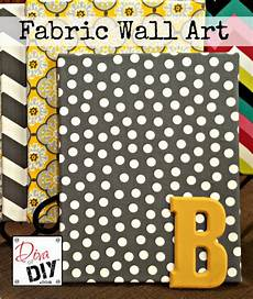 how to create beautiful fabric wall on a dime