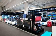 electronic bid big electronic retail store stock editorial photo