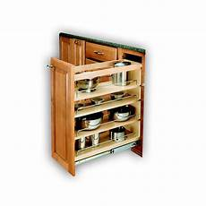 rev a shelf 5in base cabinet organizer adjustable shelves