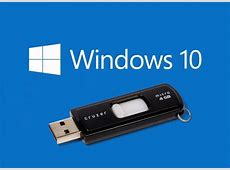 How to Install Windows 10 from USB Bootable Media using