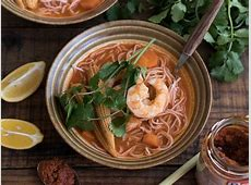 Prawn Tom Yum Soup   Feedmeichi