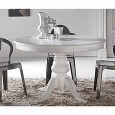 tavolo laccato bianco tavolo tondo allungabile laccato bianco