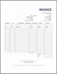 Trucking Invoice Transport Invoice Template Apcc2017