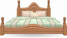 bed furniture bedroom four 183 free vector graphic on pixabay