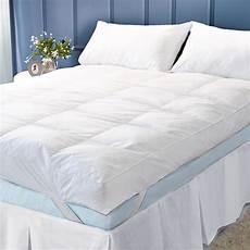 12cm duck feather mattress topper innovations