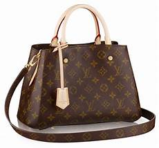 louis vuitton tasche louis vuitton and gucci are leading a monogram bag